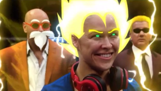 Here's Ronda Rousey How You've Never Seen Her Before: In Super Saiyan Mode