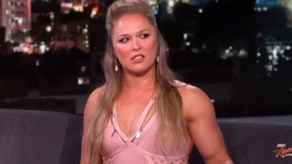 Ronda Rousey Compares Her Next Fight With Bethe Correia To 'Rocky IV'