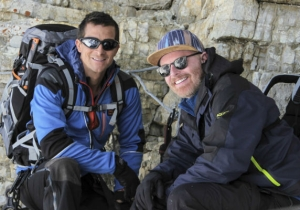What's On Tonight: Jesse Tyler Ferguson Tries To Survive 'Running Wild With Bear Grylls'