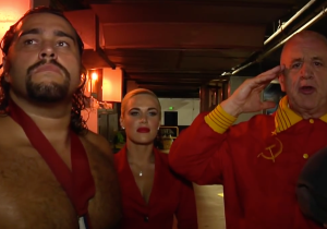 Lucha Underground's King Cuerno Wants To Be Mexican President And Wrestle Barack Obama