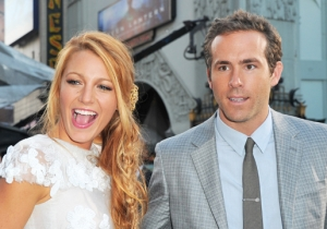 Ryan Reynolds Regrets His Baby-Holder Mistake, So Give A Father A Break