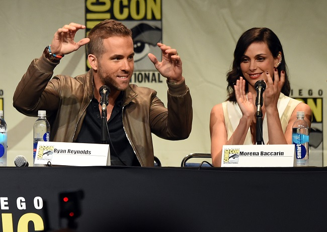 ryan reynolds morena bacarrin athletic sex montage deadpool