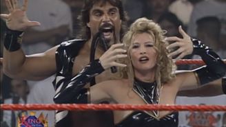 Here's Marc Mero's Hilarious Reaction To Hearing His Wife Was Leaving Him For Brock Lesnar