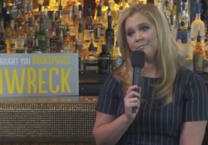'Do You Have The Word Skanky?' This Interview With Amy Schumer Goes Downhill Real Fast