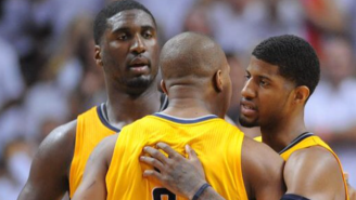 Paul George Saluted Former Pacers Roy Hibbert And David West On Instagram