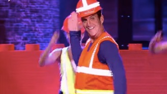 Watch Will Arnett's Amazing Performance Of 'Everything Is Awesome' On 'Lip SyncBattle'