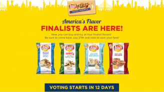 Check Out The Latest Lay's Crazy 'Do Us A Flavor' Contest Finalists