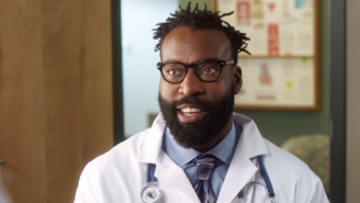 Watch Baron Davis' Bizarre Cameo As A Doctor In 'Joe Dirt 2: Beautiful Loser'