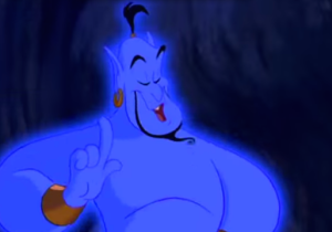 An 'Aladdin' Prequel About The Genie Is Coming Soon From Disney