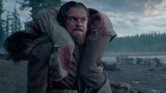 Leonardo DiCaprio Seeks Revenge On Tom Hardy In The First Trailer For Iñárritu's 'The Revenant'