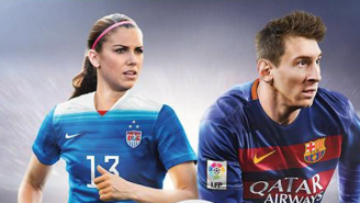 Watch Alex Morgan Talk Some Trash To Kobe Bryant In A Game Of 'FIFA 16'
