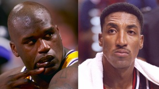 Shaquille O'Neal 'Swings Last' At Scottie Pippen As Their War Of Words Continues