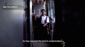 Watch Nicki Minaj's 'Anaconda' Become An Environmental Protest Anthem In India