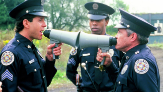 Steve Guttenberg Says The Universe Is Getting A New 'Police Academy'