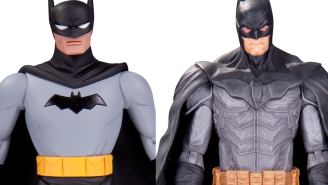 Exclusive: 8 stylized DC characters make their action figure debut at Comic-Con