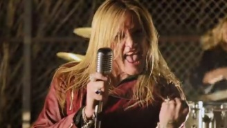 Got 300 Bucks To Burn? Go To Sebastian Bach's Wedding Reception!