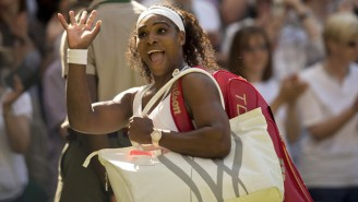 Serena Williams Finds Out The Hard Way That Dog Food Is Really Not Meant For Humans