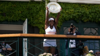 Is Serena Williams The Best Women's Tennis Player Of All Time After Winning Wimbledon?
