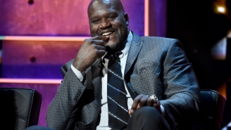 Shaquille O'Neal Is Performing A DJ Set At An EDM Festival, Just Like We All Predicted