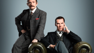 'Sherlock' Goes Full Victorian Horror In This Creepy New Teaser Trailer For The Christmas Special