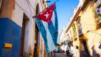 Nick Watt And Courtney Scott On Traveling To Cuba