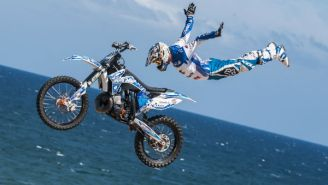 The Only Five Motorcycle Stunts That Matter