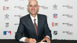 NBA Commissioner Adam Silver Will Be A Featured Speaker At SXSW Sports