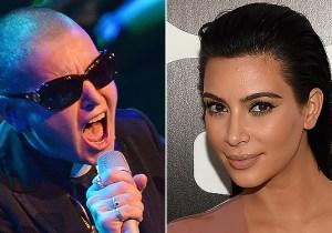 Sinead O'Connor Used A Very Bad Word To Explain How Kim Kardashian Killed Music