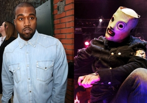 Slipknot's Corey Taylor Has Some Tough Truth For 'Greatest Living Rock Star' Kanye West