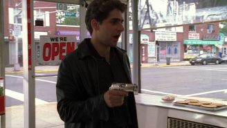 The first 'Sopranos' episode to address the show's critics, before they even saw it