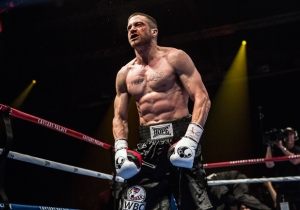 'Southpaw' Is Pure, Processed Cheese, But Oh That Velvety Texture!