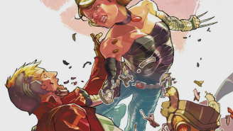 Star-Lord and Kitty Pryde are living in the darkest timeline in their new comic