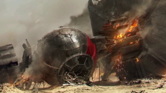 154 days until Star Wars: Did 'Aftermath' drop a clue about 'Force Awakens' red soldiers?