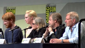 Not At Comic-Con? Then Watch The 'Star Wars: The Force Awakens' Panel Right Here.