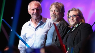 Everything You Need To Know From The 'Star Wars' Panel At Comic-Con 2015