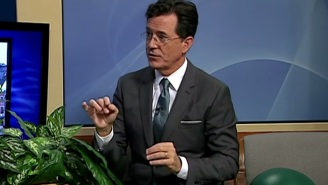 The NY Times Got The Backstory On Stephen Colbert Appearing On That Michigan Public Access Channel