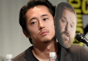 'The Walking Dead's' Steven Yeun: I hated Lori too