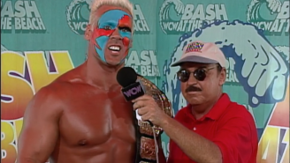 WWE Wants To Resuscitate WCW's 'Bash At The Beach' For A Network Live Special