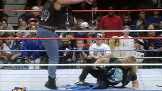 Friday Wrestling Conversation: What's The Most Memorable Pro-Wrestling Injury?