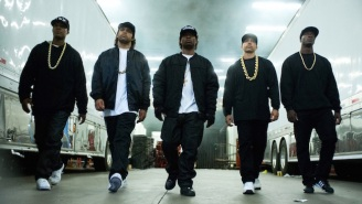 The Nod: On The 'Straight Outta Compton' Snub And Another Year Of #OscarsSoWhite