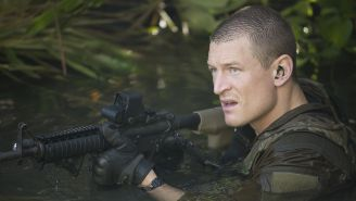 'Strike Back' star Philip Winchester: 'Maybe I'm just stupid enough to enjoy it'