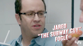 Jared Fogle's Cameo Has Now Been Dropped From 'Sharknado 3'