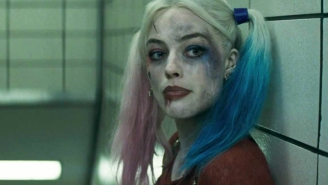 The haunting Harley Quinn anchors the official 'Suicide Squad' trailer release