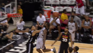 Relive The Magic Of NBA Summer League With This Year's Top Ten Plays