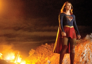 Melissa Benoist On The Pressures Of Playing 'Supergirl' For CBS: 'I Want To Do Right By Women'