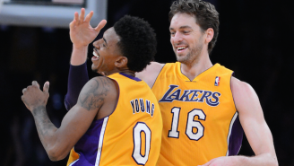 Nick Young Says He 'Felt Like Pau Gasol' When His Name Was In Trade Rumors
