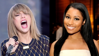Aaron Paul And, Of Course, Azealia Banks Chimed In On The Nicki Minaj-Taylor Swift Twitter Feud