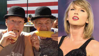 Patrick Stewart And Ian McKellen Were Invited To Join Taylor Swift's Squad