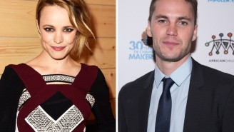 'True Detective' Costars Rachel McAdams And Taylor Kitsch Are Allegedly Dating