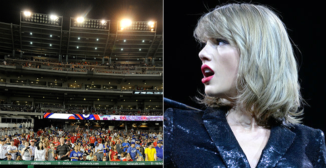 taylor swight power nationals park